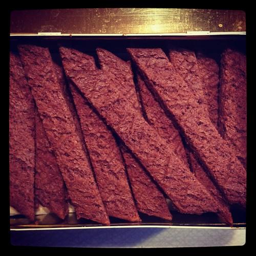 Chokladkolasnittar