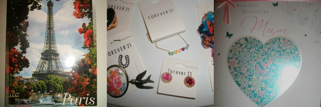 postcard, f21, forever 21, mothers day