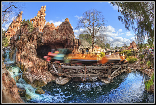 Big Thunder Mountain Railroad - One More Disney Day #10 - Disneyland