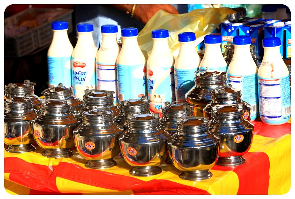 milk & jars