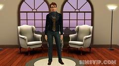 Singer Career Outfit (Level 5 and 6) Male