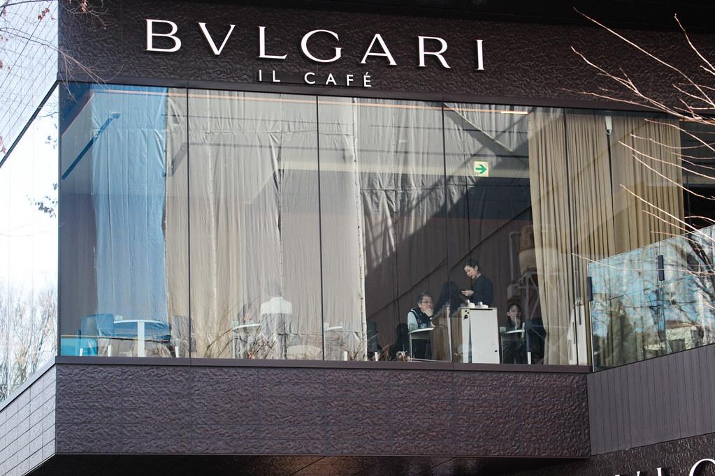 BVLGARI IL CAFE