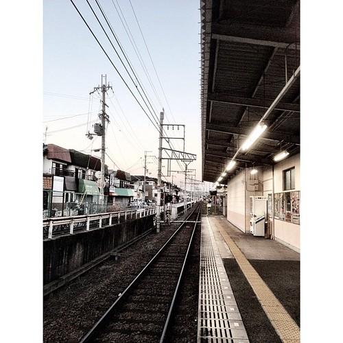今日の写真 No.520 – 昨日Instagramへ投稿した写真(2枚)/iPhone4S、Camera+、Snapseed