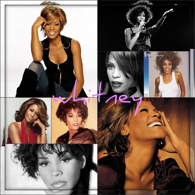 We'll Miss You Whitney 1963 - 2012