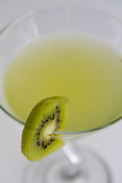 Kiwi Gin Cocktail!