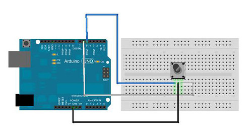 Arduino uno and a rotary encoder - Stack Overflow