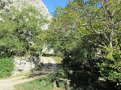 entramos por el valle de San Julián
