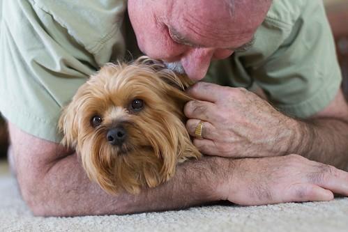 grandpa and maggie