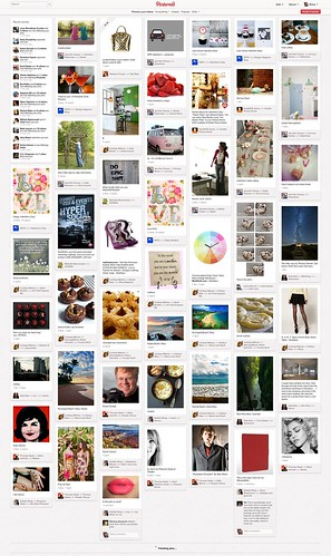 Pinterest: Using Skitch to Take a Screenshot by stevegarfield