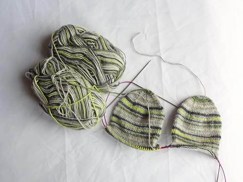 Green Socks 02