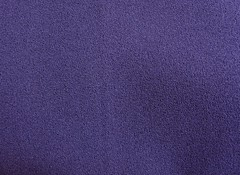 Purple poly stretch crepe