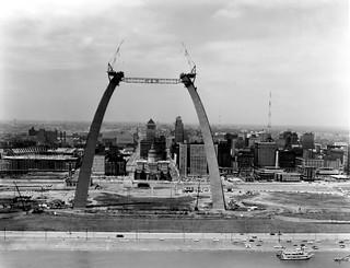 St. Louis Arch (MSA)