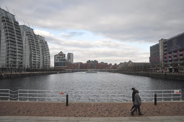 Manchester ---The Quays