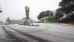 Neve a Roma 03/02/2012
