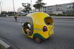 Coco taxi (3 wheels)