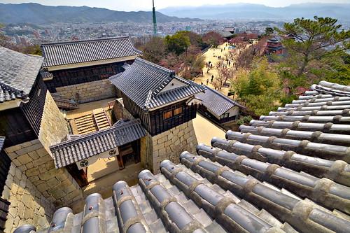 castle japan canon tokina 5d matsuyama