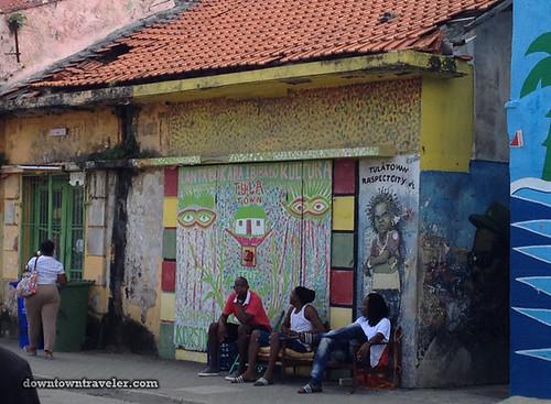 Curacao Caribbean Street Art 00