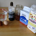 Small photo of Rye bread ingredients