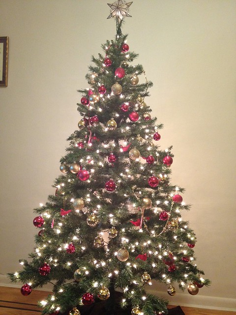 Our Christmas Tree
