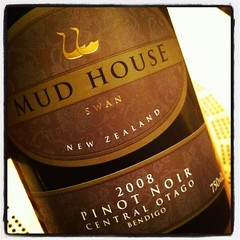 2008 Mud House Swan Pinot Noir