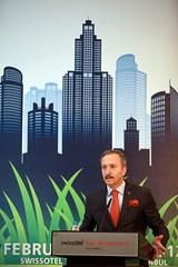 Başkan Aziz YENİAY Yeşil Binalar zirvesinde konuştu (9)