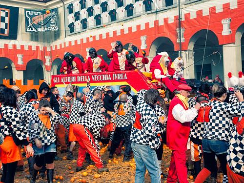 Storico Carnevale di Ivrea - 04