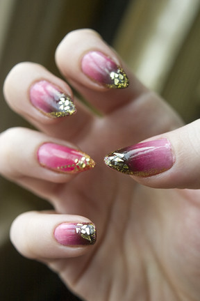 Nails did: 22/02/12
