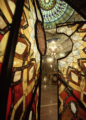 entryway Hall of Mirrors