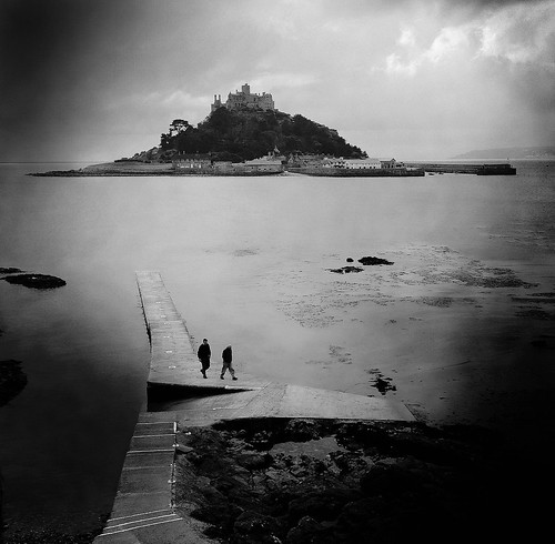 St Michaels Mount.