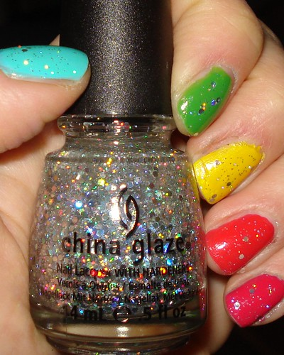 China Glaze Electro POP