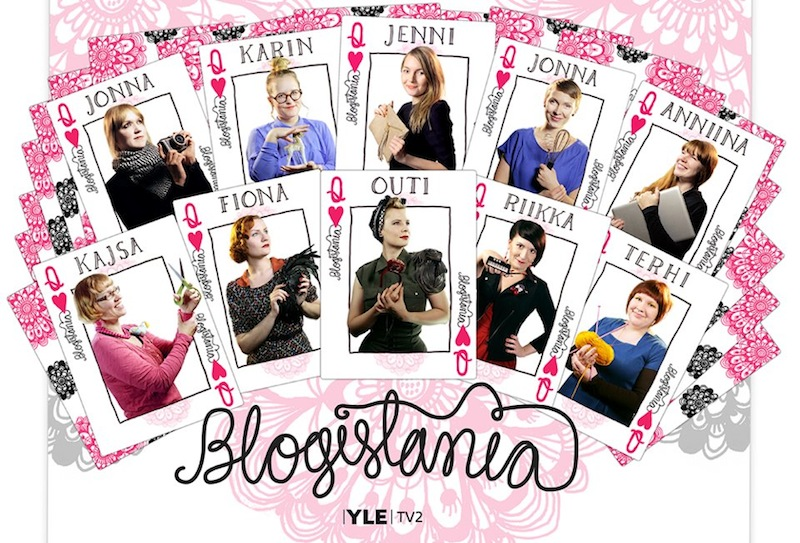 Blogistania YLE TV2 Blogger Queens