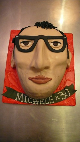 Face Cake by CAKE Amsterdam - Cakes by ZOBOT