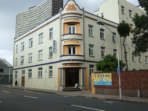 D'urban Hotel