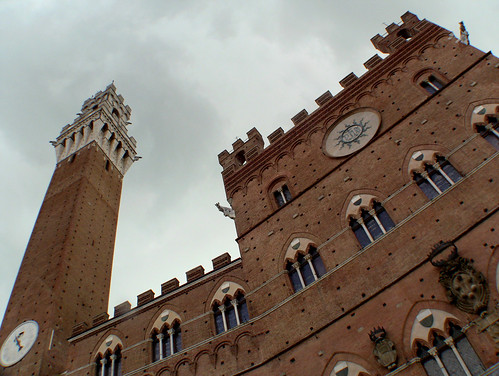 Piazza del Campo, Siena (Tuscany, Italy)