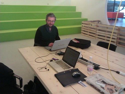 Coworking @ Toolbox
