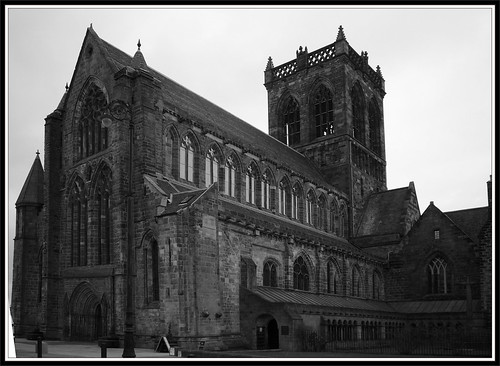 Paisley Abbey..