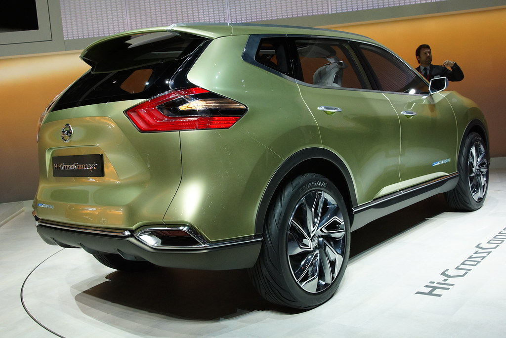 New details emerge about the 2014 Nissan Qashqai