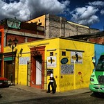 Street corner Mexicana, 4PM #Oaxaca