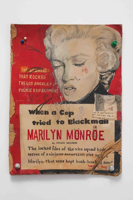 Kristen Morgin, Untitled Marilyn, 2011