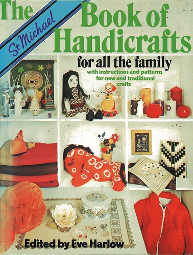 St Michael Book of Handicrafts
