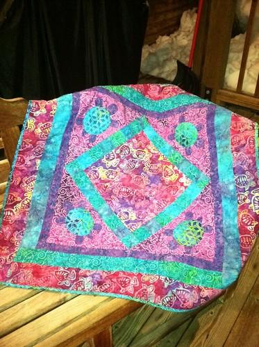 Hannah's Quilt by Misha Misha Misha