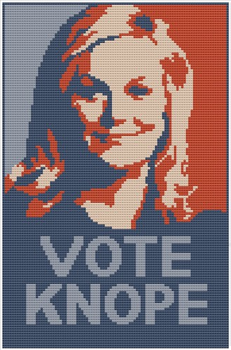 leslie knope chart preview