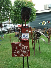 The Client is Always Wrong