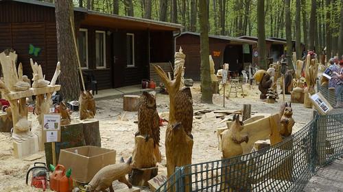 Kettensägenschnitzfestival