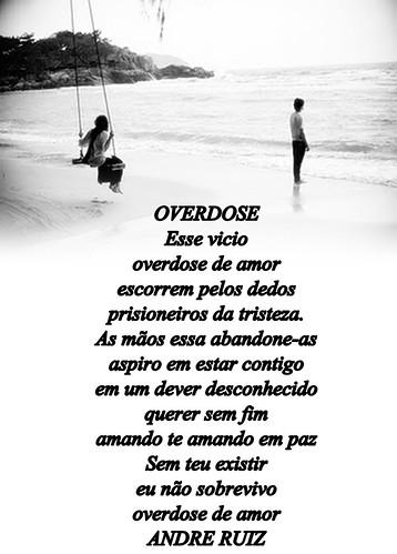 OVERDOSE by amigos do poeta