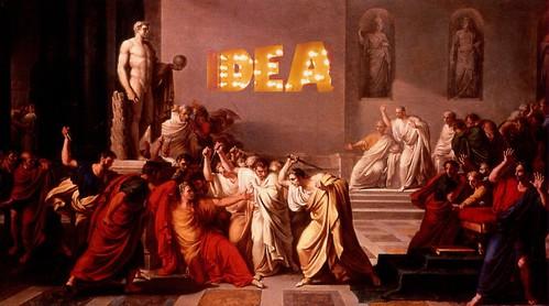 Morte di Cesare IDEA