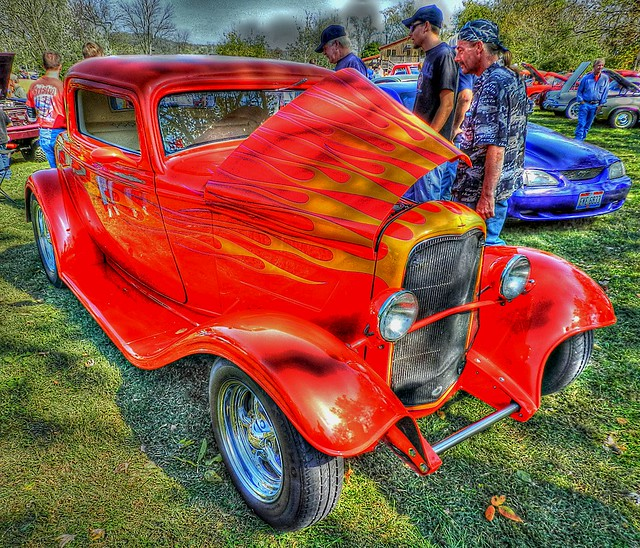 Deuce Coupe Definition/meaning