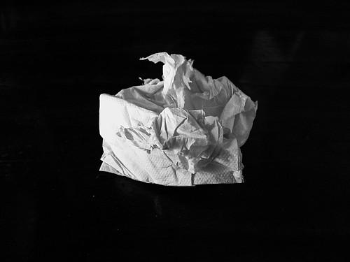 Pappersservett 1