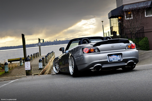 Christopher's Honda S2000 on CCWs