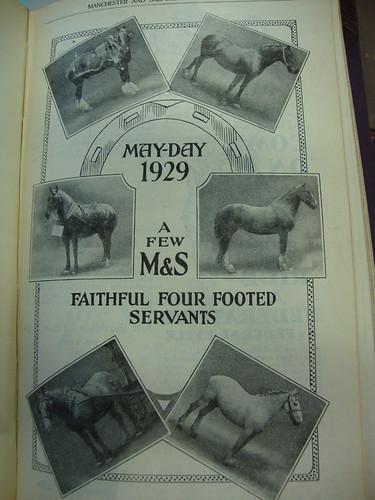 Horses 1929